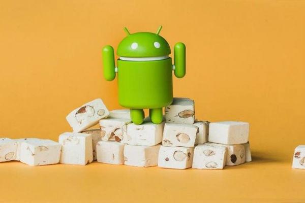 Cómo cambiar de tamaño la interfaz en Android 7
