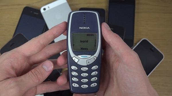 Nokia 3310, los 10 moviles más míticos de Nokia