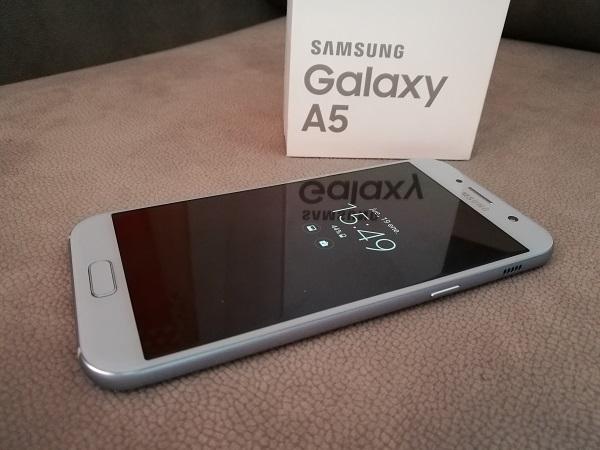 Samsung Galaxy A5 2017 always on display