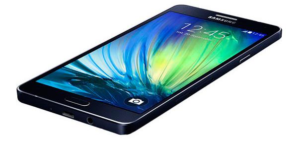 El Samsung Galaxy A7 original recibe una actualización de seguridad