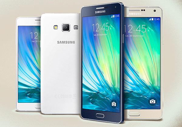 samsung galaxy a7 actualización seguridad