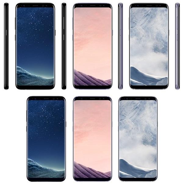 Fotos y precio de los Samsung Galaxy S8 y S8 Plus en Europa