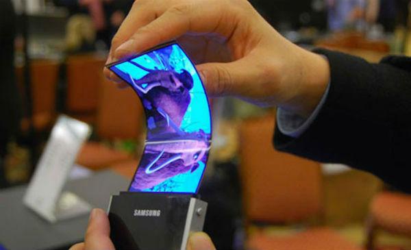 Samsung podría enseñar su smartphone plegable en los próximos meses