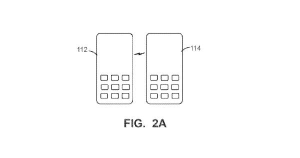 Sony patenta un sistema para cargar un móvil desde otro sin cables