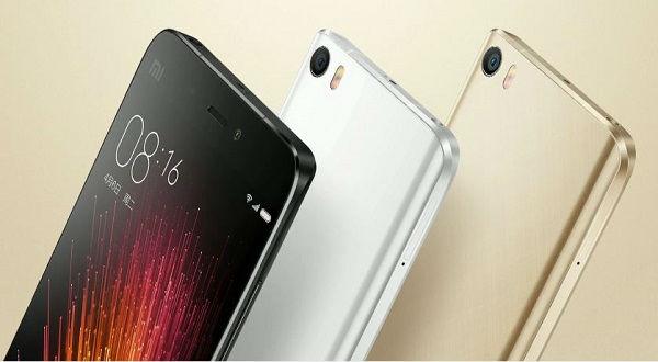 Xiaomi Mi cinco ofertas