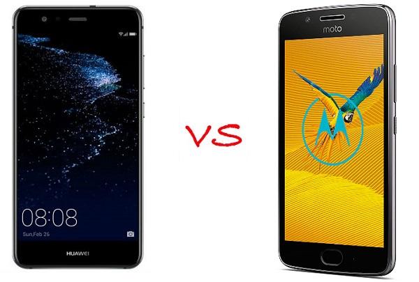 Comparamos dos candidatos a superventas, Huawei P10 Lite y Moto G5