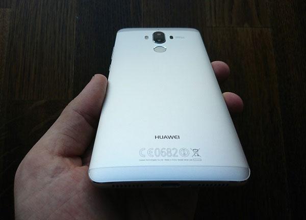 Huawei Mate 9 trasera
