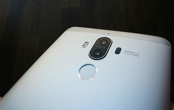 Huawei Mate 9 doble camara