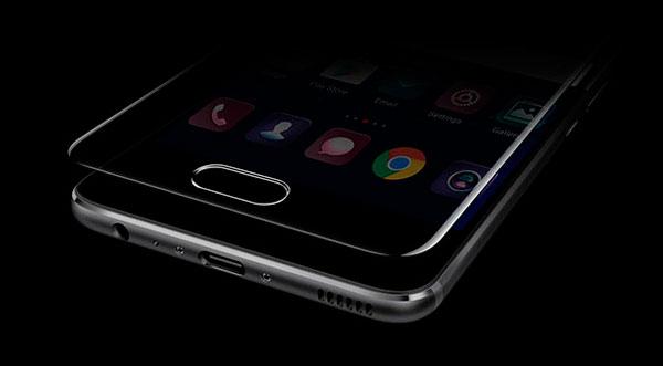 Huawei P10 Plus boceto metalizado
