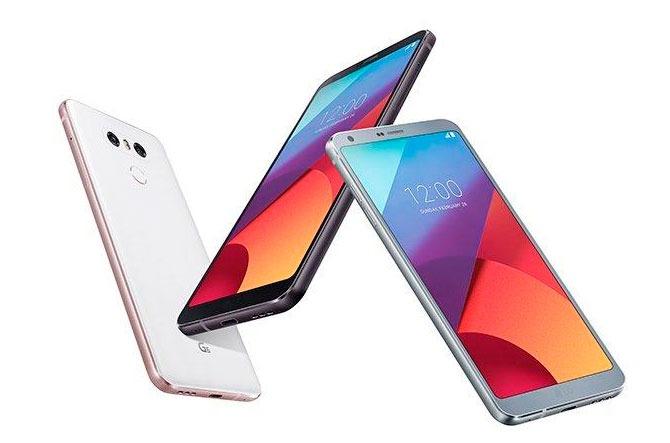 Cinco motivos para comprarse el LG G6
