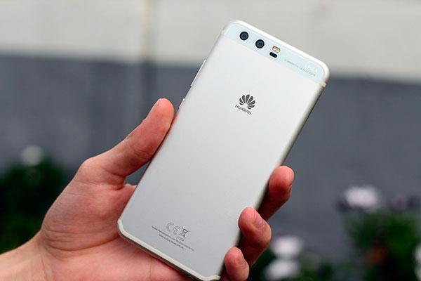 El Huawei P10 recibe una actualización con mejoras