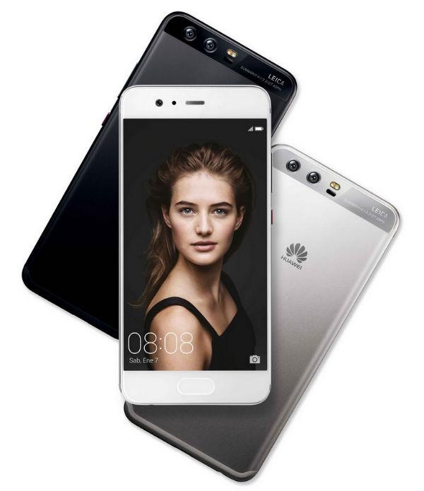 Diferencias Huawei P10 P9 pantalla