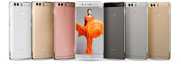Diferencias Huawei P10 P9 procesador