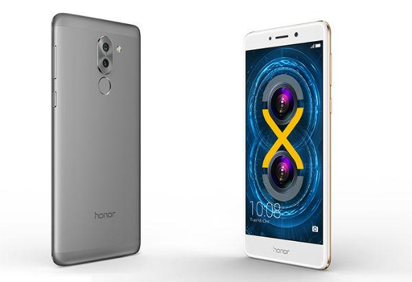 Honor 6X Premium fotografía