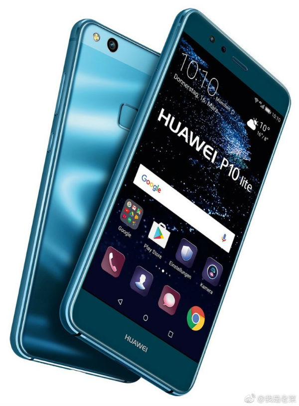 Huawei P10 Lite android 7.0