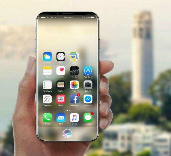 Revelado el tamaño del próximo iPhone 8
