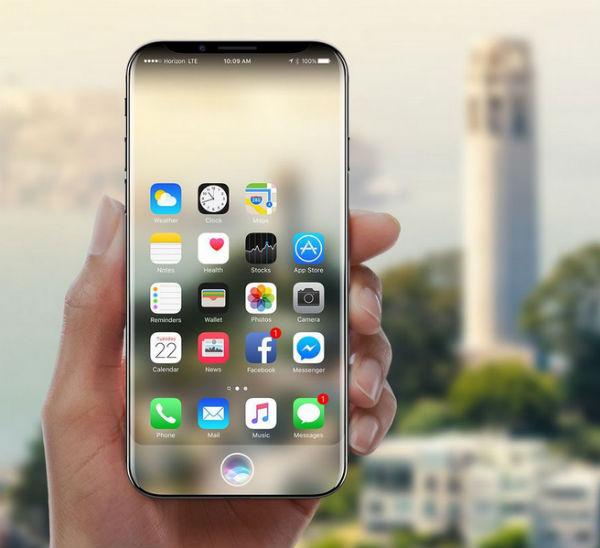 6 novedades del iPhone 8 que tendría respecto al iPhone 7