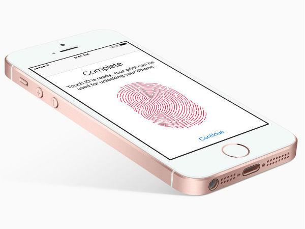 iPhone SE memoria