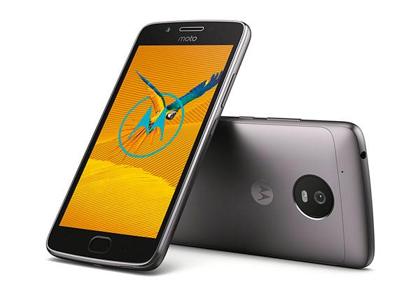 Consigue el Motorola Moto G5 por 177 euros en Amazon