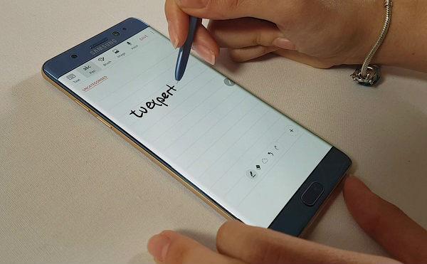 Aparecen nuevas características del Samsung Galaxy Note 8