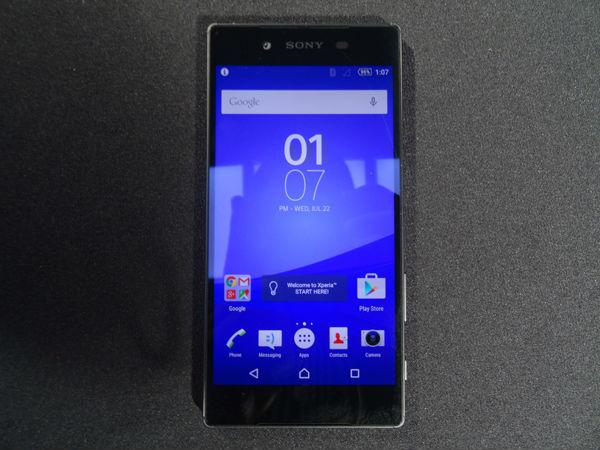 Disponible el parche de seguridad de marzo para el Sony™ Xperia™ Z5