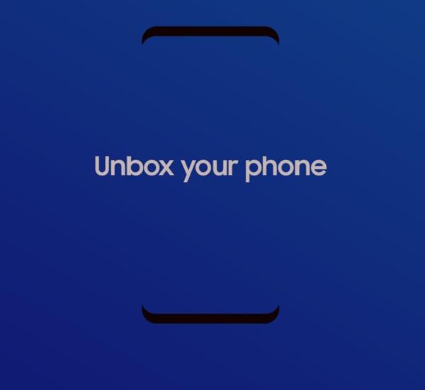 La misteriosa app de Samsung para el lanzamiento del Galaxy S8