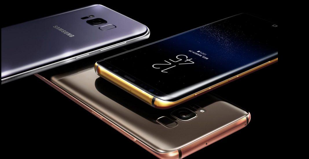 La versión más cara del Samsung Galaxy S8, oro de 24 quilates por 2.800 euros