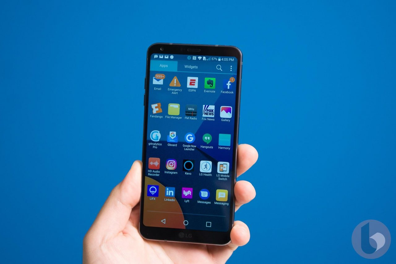 LG presentará un LG G6 Mini, con pantalla de 5.4 pulgadas