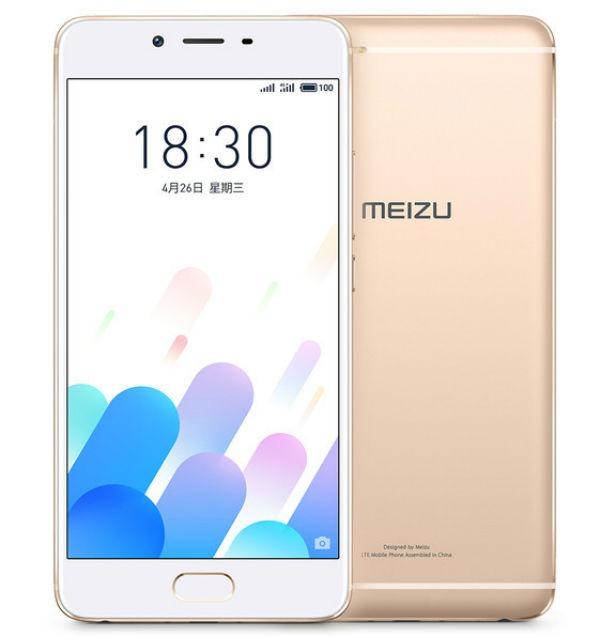 Meizu M2 diseño