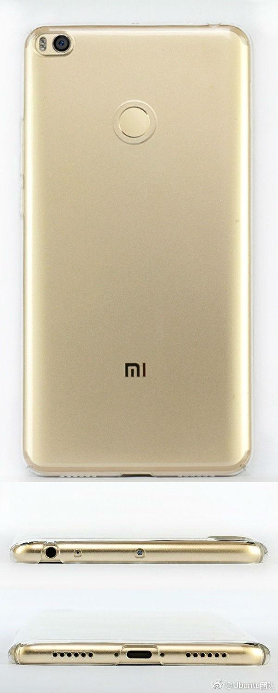Xiaomi Mi Max 2 imagenes