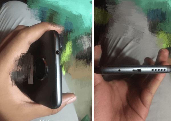 Moto X 2017 cantos
