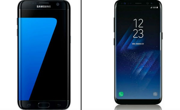 Comparativa Samsung Galaxy S7 edge vs Samsung Galaxy S8 Plus