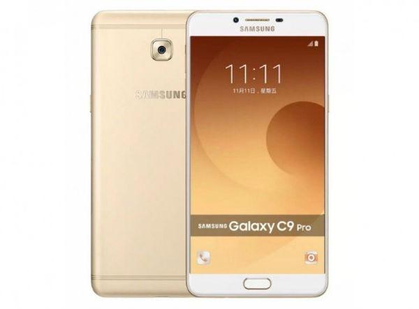 El Samsung Galaxy C9 Pro recibe una actualización de seguridad