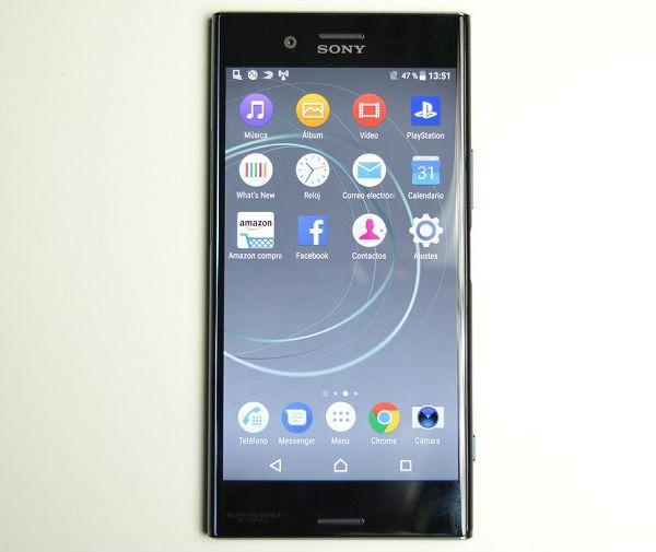 Las 5 características claves del Sony Xperia XZ Premium