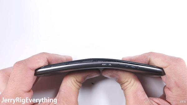 El Moto G5 pasa por un test de resistencia