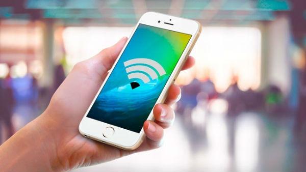 Cómo acceder más rápido a los ajustes WiFi del iPhone