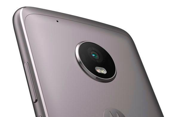 Moto G5 Plus se actualiza con distintas mejoras