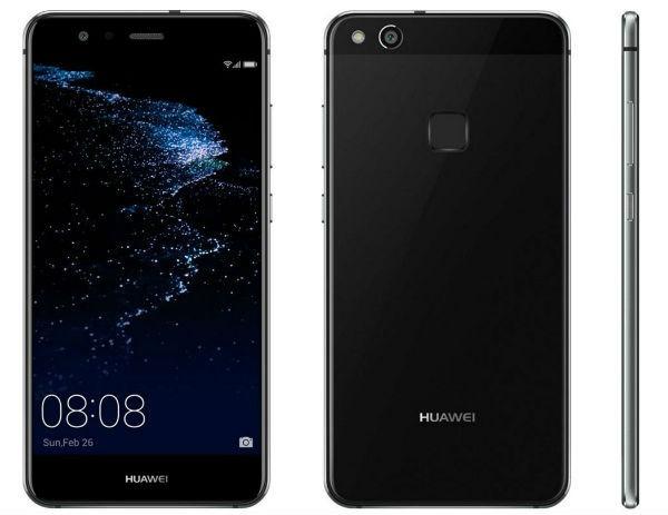 Huawei P10 Lite software