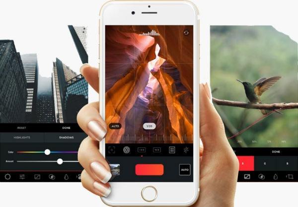 Filtros fotos iphone 8 gratis