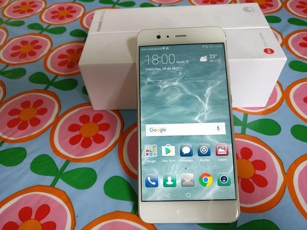 características del Huawei P10 Plus