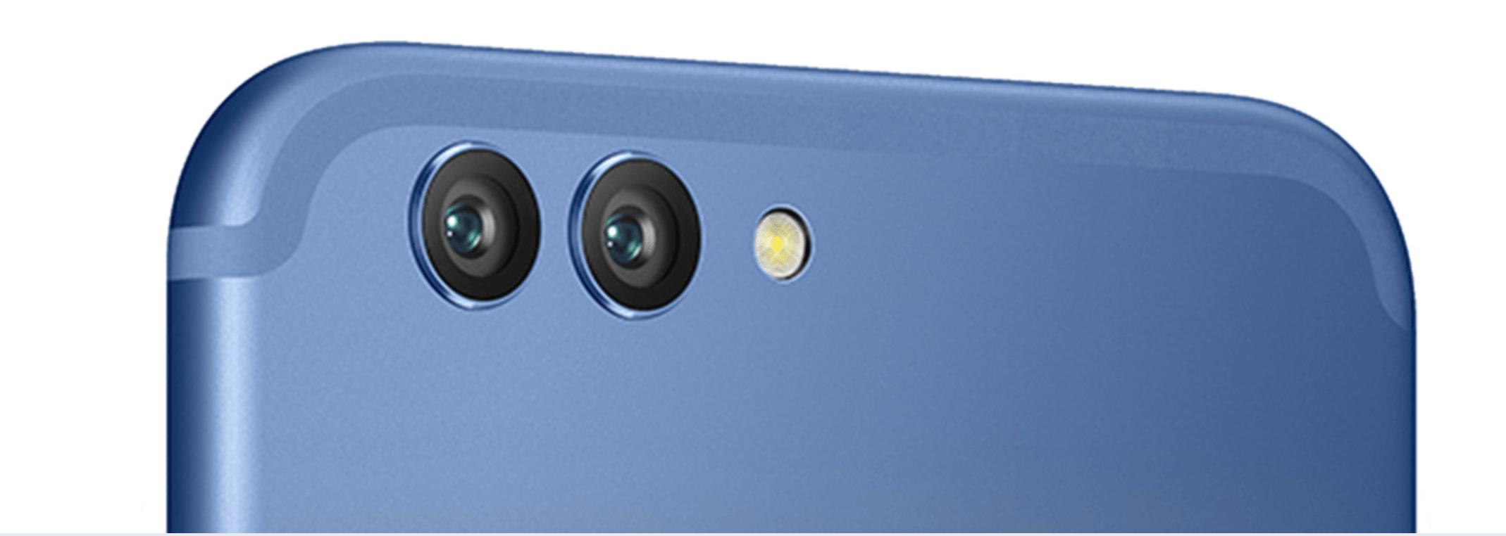 Cámara Huawei Nova 2 Plus