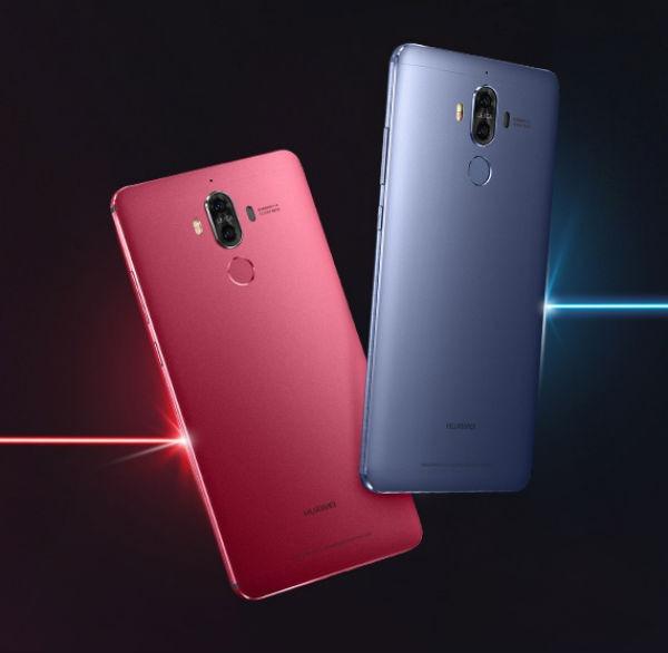 El Huawei Mate 9 estará disponible en dos nuevos colores