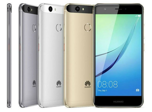 Se filtran nuevas imágenes de los Huawei Nova y Nova Plus
