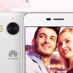Huawei Y6 2017 camara