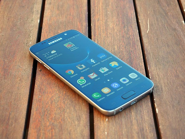 El Samsung Galaxy S7 recibe el parche de seguridad de mayo