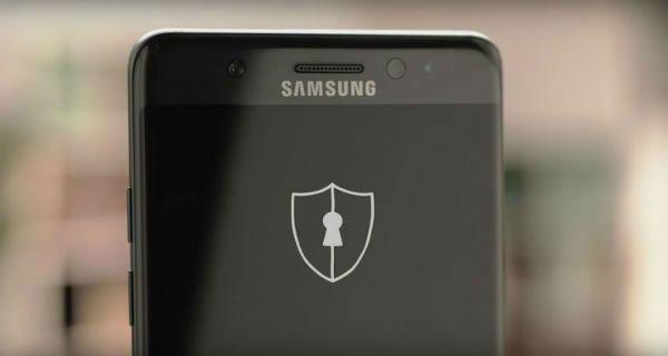 parche de seguridad Samsung Galaxy S7