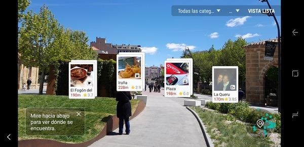 Bixby Vision, la cámara inteligente llega al Samsung Galaxy