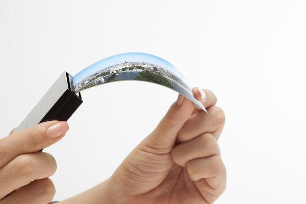Samsung podría presentar su nueva pantalla OLED flexible esta misma semana