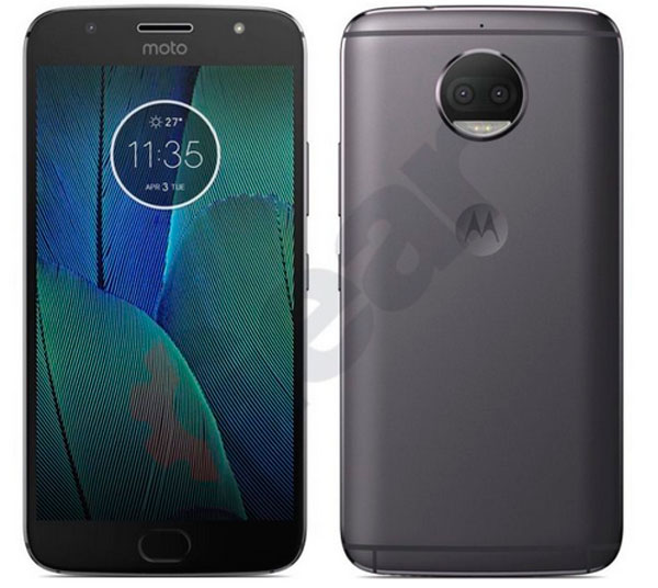 Se filtran imágenes del Moto G5S Plus