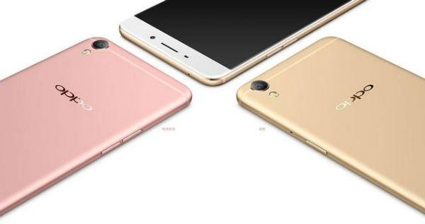 El Oppo R11 llegará en tres colores diferentes